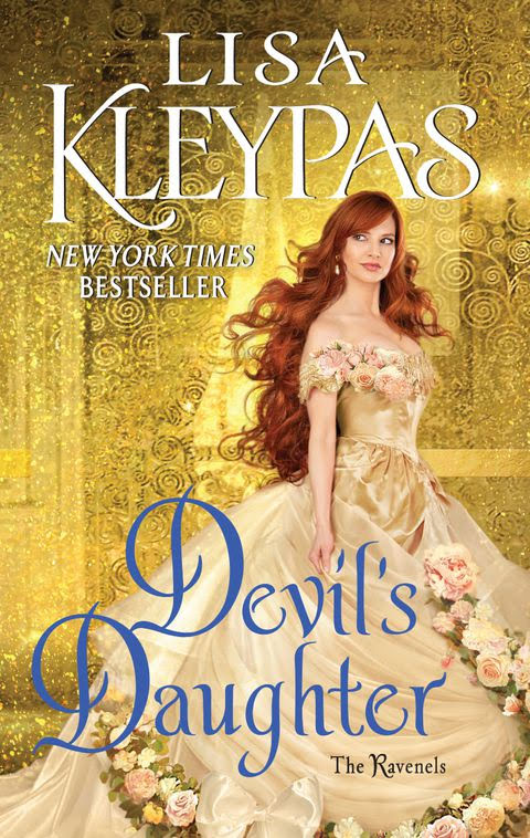 West is my new Book Boyfriend! Devil's Daughter by Lisa Kleypas [ARC Review + Giveaway]
