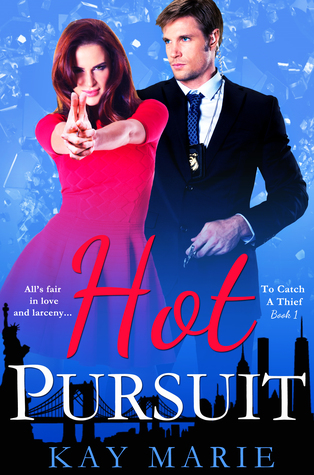 Hot Pursuit by Kay Marie [Giveaway]