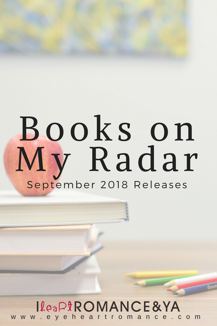 Books on My Radar | September 2018