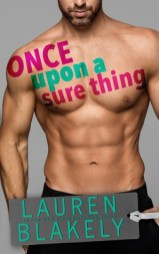 Once Upon a Real Sure Thing by Lauren Blakely