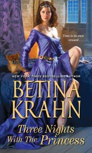 Three Nights with a Princess by Betina Krahn
