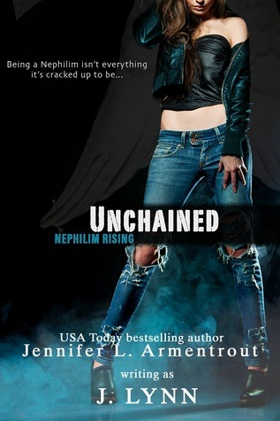 Annoying, Immature Heroine! Unchained by J. Lynn [ARC Review]
