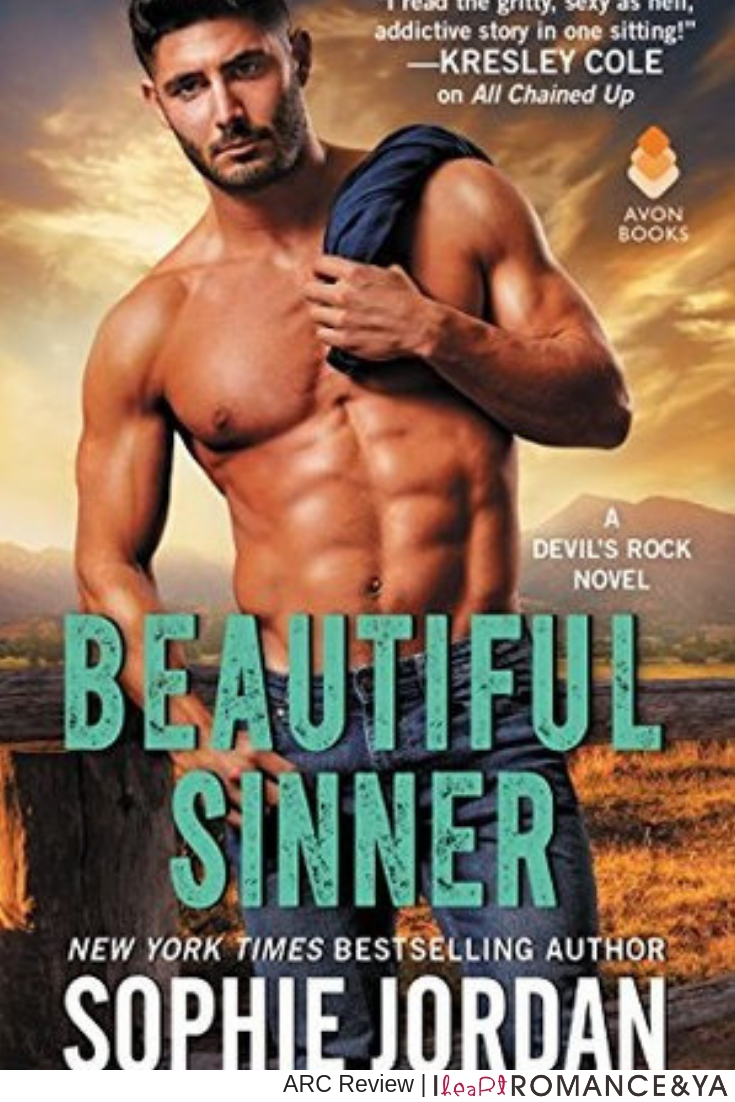 Beautiful Romance! Beautiful Sinner by Sophie Jordan [ARC Review]