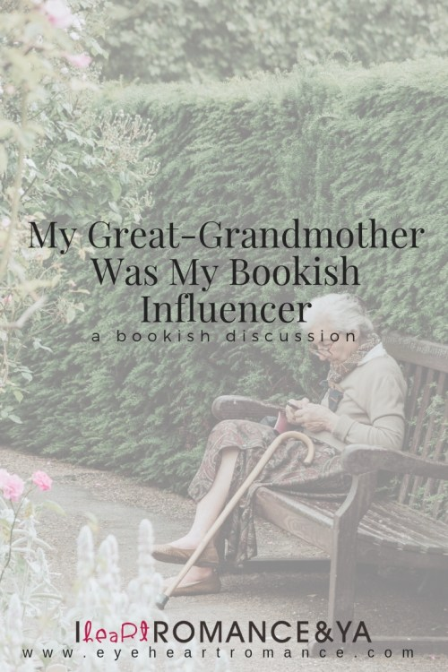 My Great-Grandmother Was My Bookish Influencer