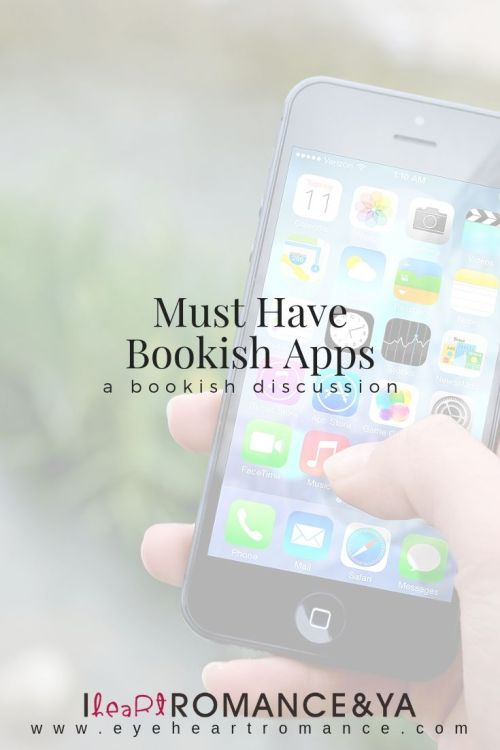 Must Have Bookish Apps