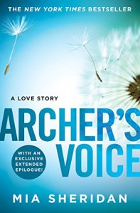 Archers Voice by Mia Sheridan