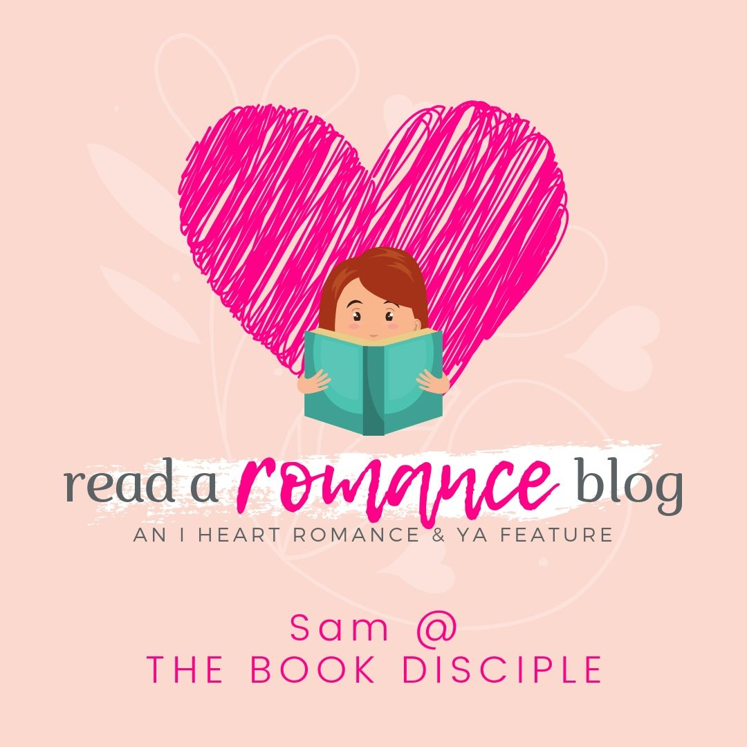 Read a Romance Blog: The Book Disciple