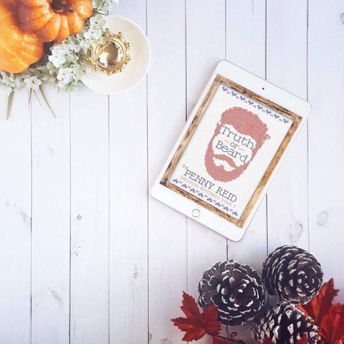 Truth or Beard Bookstagram