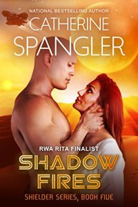 Shadow Fires by Catherine Spangler