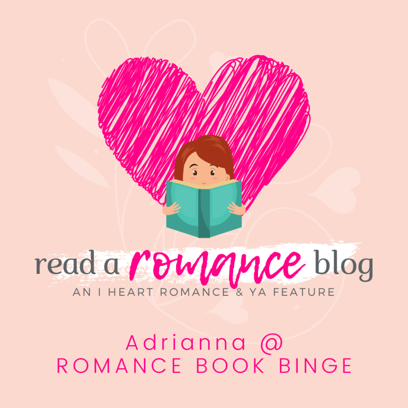 Adrianna @ Romance Book Binge