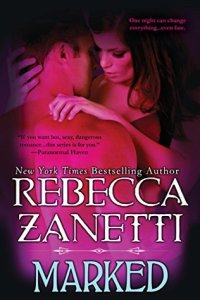 Marked by Rebecca Zanetti
