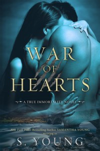 War of Hearts by S. Young