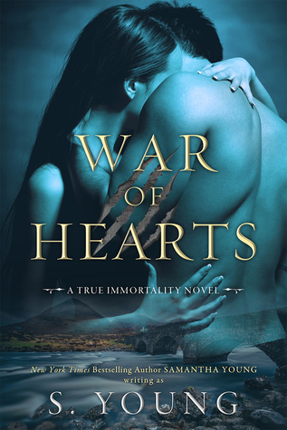 A Unique Paranormal World! War of Hearts by S. Young [ALC Review]