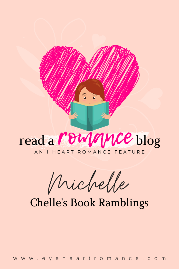 Read A Romance Blog: Chelle's Book Ramblings