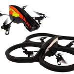 drona parrot