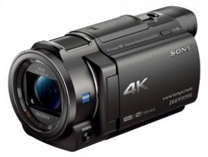sony fdr ax33 4k