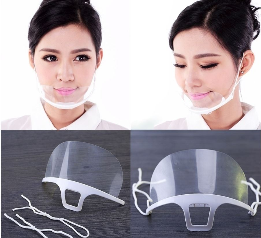 Mini Face Nose and Mouth Shield