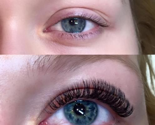 eyelash extensions københavn øjenvipper