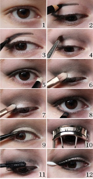 15 Magical Makeup Tips To Beautify Your Hooded Eyes In A