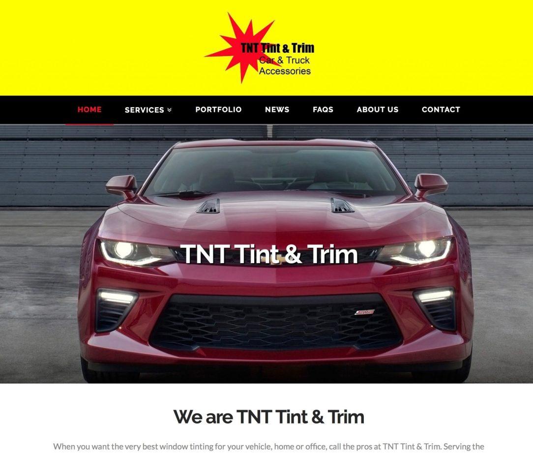 TNT Tint & Trim