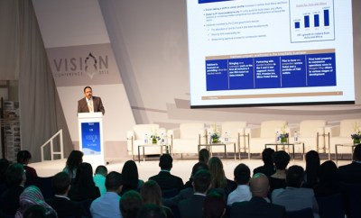nakheel highlights dubais growing hospitality scene at the vision conference 2015 - Eclectic Hotel 2015