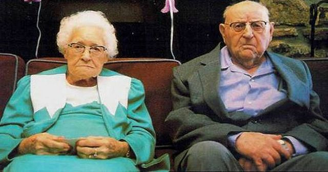 Excited Old People
