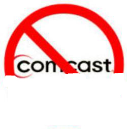 Comcast Sucks Sort Of