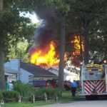 Two Alarm Fire In Earleigh Heights