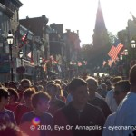 Annapolis Fireworks & Parade (PHOTOS)