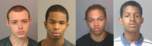 Four teenagers charged in Glen Burnie murder spree