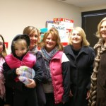 Junior League Collects 11,000 Diapers