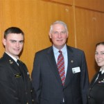 Midshipmen Chosen For Rotary Scholarship