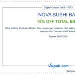 Nova: For The Sushi Fanatic