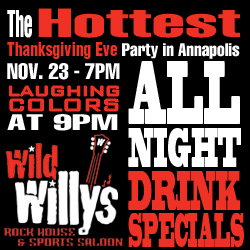 Wild Willys_Thanksgiving Eve_EOA