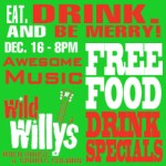 Wild Willy's Special Holiday Events