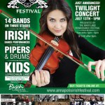 Who Is Playing The Annapolis Irish Festival