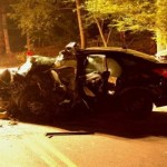 2 <del>Critically</del> Fatally Injured In Davidsonville Accident