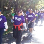 Walk To End Alzheimer's October 20th
