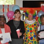 Foster Grandparents Recognized