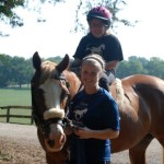Maryland Therapeutic Riding Instructors And Participants Win National Awards