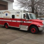 Eastport Volunteers Purchase New Ambulance For City