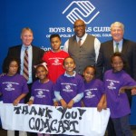 Comcast Awards $20K To Boys & Girls Clubs Of Annapolis