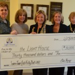 Light House Recipient Of $30K From Severn Town Club