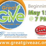 It's Good To Give–Do It At The Great Give