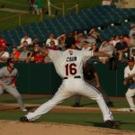 Davies deals in Baysox win