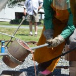 CBMM Offers Bronze Casting Demonstration
