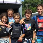 Annapolis Yacht Club Hosts International Junior Sailors