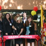Neuman Cuts Ribbon On Independence Conference Room