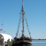 Schooner <i>Mystic Whaler</i> Offers Tours At CBMM On 26th