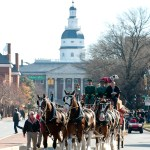 Budweiser Clydesdales returning for Military Bowl 2014